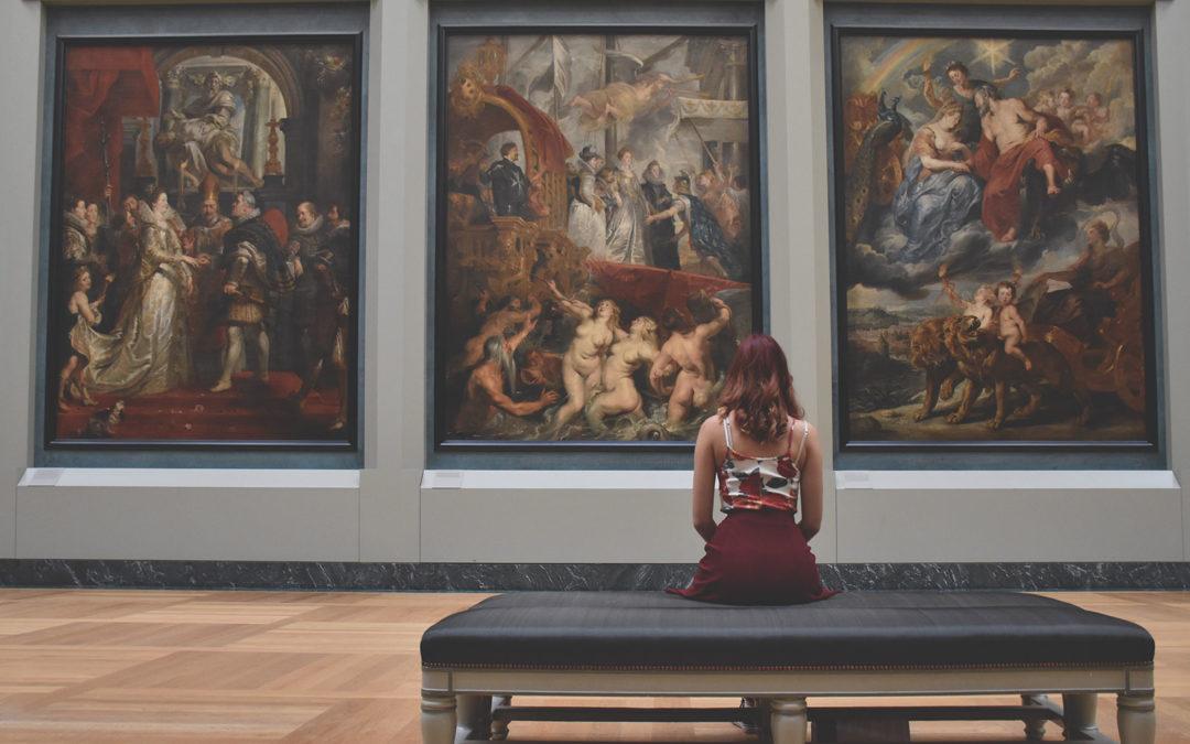 10 musei da visitare con un click