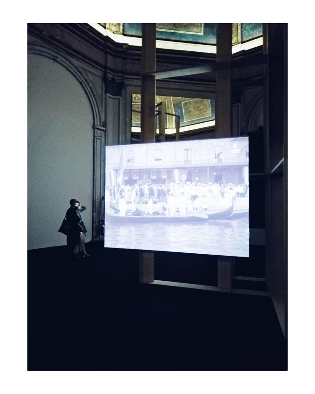 @luciapecoraro Palazzo Grassi, Venezia 2018